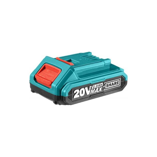 TOTAL - Acumulator 20V-2.0Ah (INDUSTRIAL)