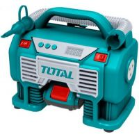 TOTAL - Compresor aer - 160PSI/11Bar Li-Ion 20V (NU include acumulator si incarcator)
