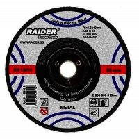 Disc taiere metal Raider, 125?3.2?22.2mm