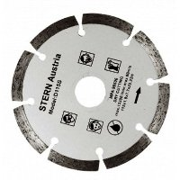 Disc diamantat taiere uscata Stern, D115S, 115MM